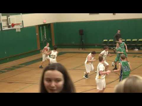 NAC - Seton Catholic JV Boys 1-23-12