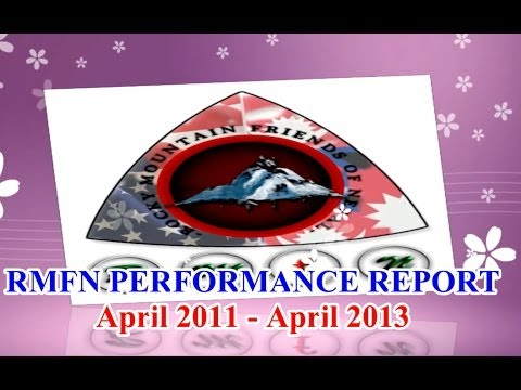 RMFN PERMONANCE REPORT (April 2011 - April 2013)