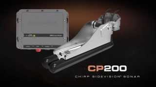 Видео обзор Raymarine CP200 CHIRP SideVision Fishfinder and Transom Mount CPT-200 Depth & Temp CHIRP Transducer Pack
