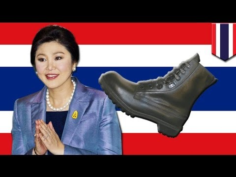 You're fired! Court orders Thai Prime Minister Yingluck Shinawatra to step down