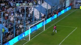 Las chances de Lanús. Rafaela 2 - Lanús 0. Fecha 2. Torneo Primera División 2014. FPT