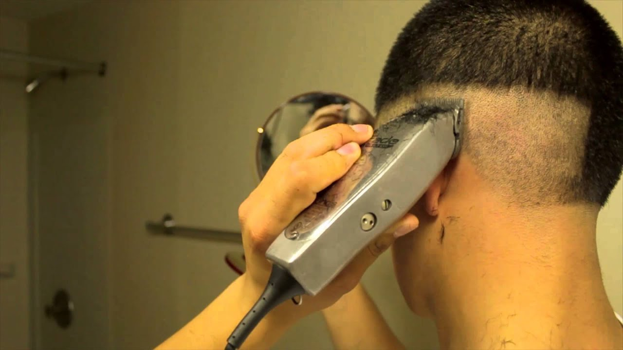 Download Image How To Cut Your Own Hair Fade PC Android IPhone And