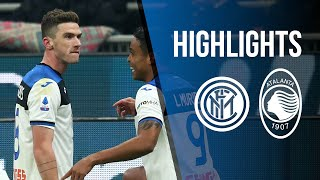 19ª Serie A TIM Inter-Atalanta 1-1 | Highlights