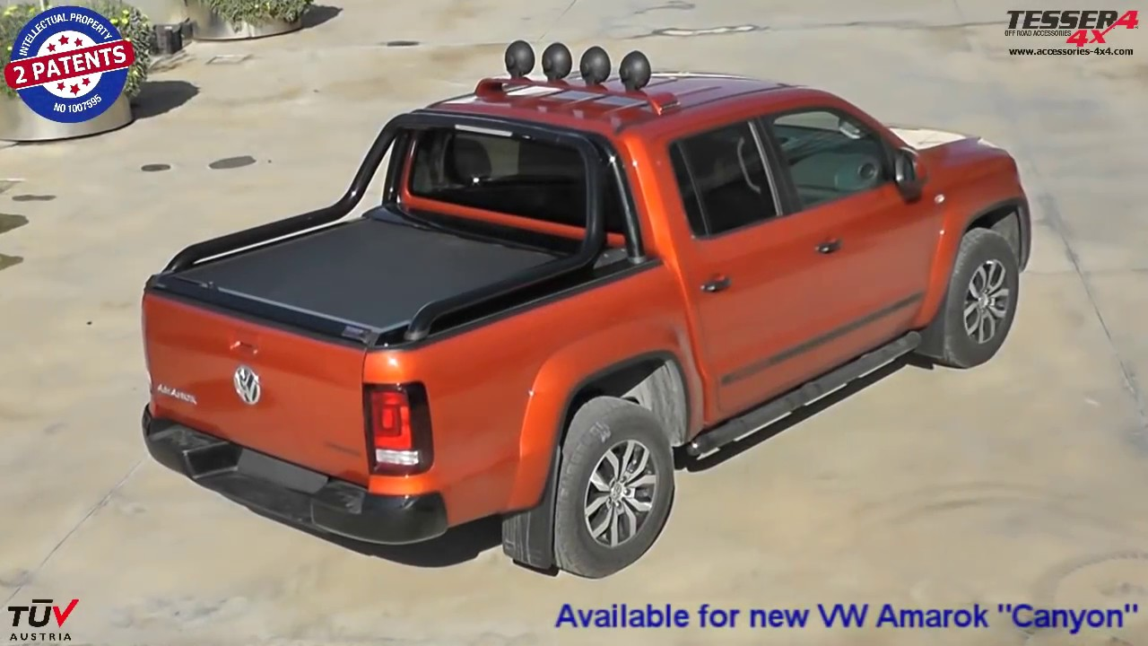 at vw amarok canyon accessories. Black Bedroom Furniture Sets. Home Design Ideas