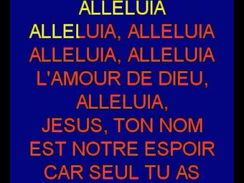 Jesus ton nom est le plus beau 1