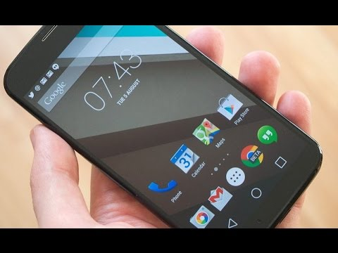 Tips and Tricks for Android Lollipop in Moto G 2nd Gen