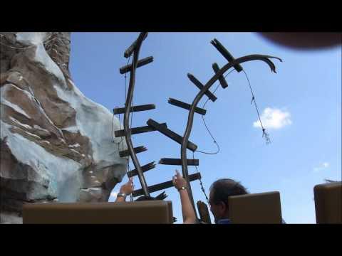 Expedition Everest, Animal Kingdom, Walt Disney World, (HD) - Fall