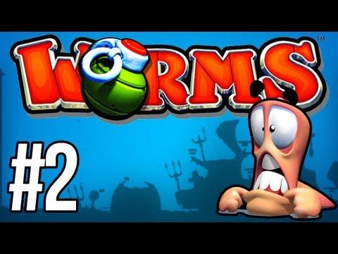 Worms Armageddon #2: 1 HP, LOL