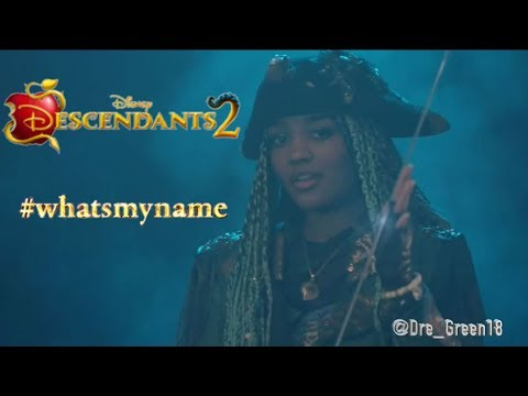 Descendants 2 - What's My Name - Song From China Anne McClain