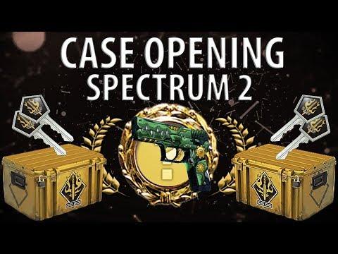 CS:GO - 60€ Spectrale 2 Case Opening