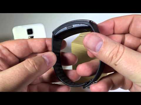 Samsung Gear Fit Review #attmobilereview
