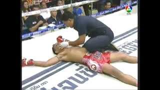 Best Muay Thai Knockouts 2012 Part 1