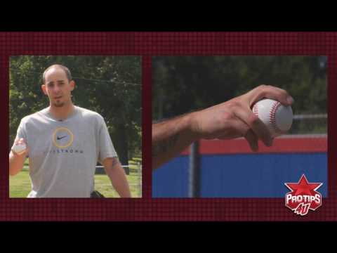 Pitching Tips: How To Throw a Fastball with David Pauley