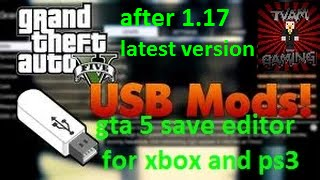 Gta 5 Save Editor After 1.19 For Ps3 And Xbox 360 SINGLE
