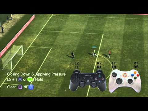 PES 2012 Basic Defending Tutorial -B7bgDRyMCPY