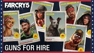 Far Cry 5 - Guns For Hire Compilation