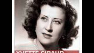 Yvette Giraud - Sentimental Journey