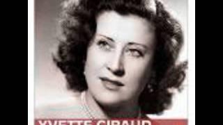 Yvette Giraud - Sentimental Journey