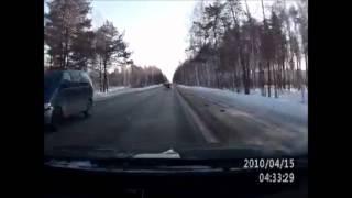 Подборка ДТП с видеорегистраторов 25 \ Car Crash compilation 25
