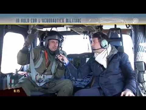 Norman Atlantic, in volo con l'Aeronautica militare