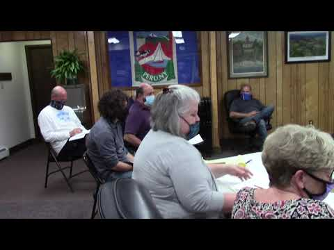 Peru Town Board Meeting  11-9-20