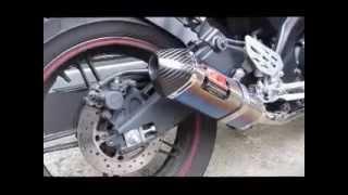 Yamaha R15 Dengan Modifikasi Knalpot Yoshimura Tampilanya