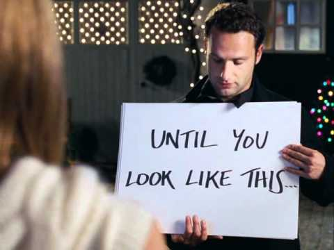 Love Actually - To me you are perfect - YouTube Love Actually Quotes To Me You Are Perfect