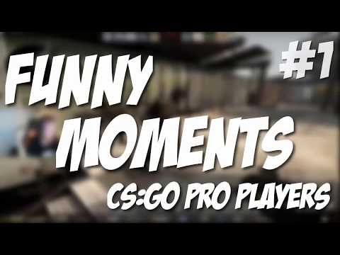 [CS:GO] - PROPLAYERS FUNNY MOMENTS! #1