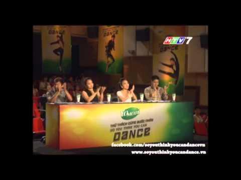 [SYTYCD2] Thử Thách Cùng Bước Nhảy - Tập 1 - Nguyễn Tố Linh