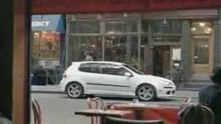 VW Rabbit Wardriving Commercial videos