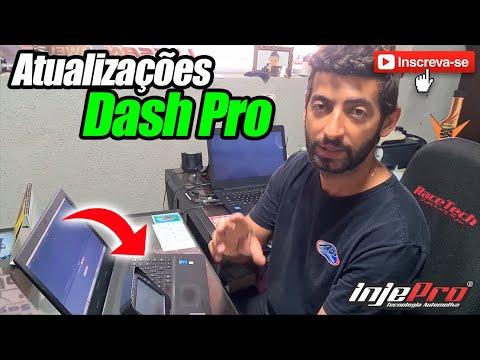 Atualizações do Dash Pro - INJEPRO