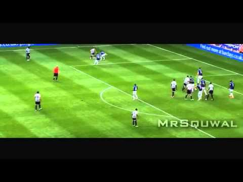 FLUVORE hatem ben arfa  2013  newcastle united  hd a73d8