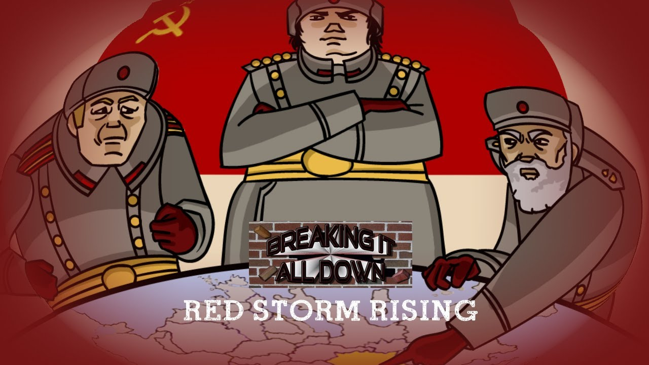 tom clancy red storm rising pdf