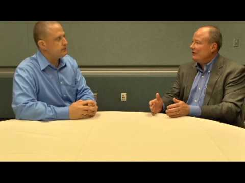 Flash Memory Summit 2013 - Interview with Sandisk's Rich Peterson