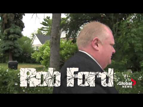 CurtisC- Rob Ford Smokes Crack (Jay-Z Tom Ford Remake)