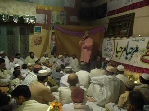 Mehfil-e-Melaad Sharif  Arranged by Mr. Tahir dedicated to Ch. Sarfraz (Late) Morgah