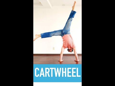 How to Cartwheel