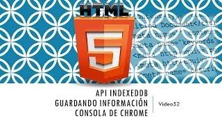Curso de HTML 5. Parte 52