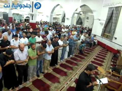 4 صلاة العشاء والتراويح الرابع من رمضان من مسجد البخاري -