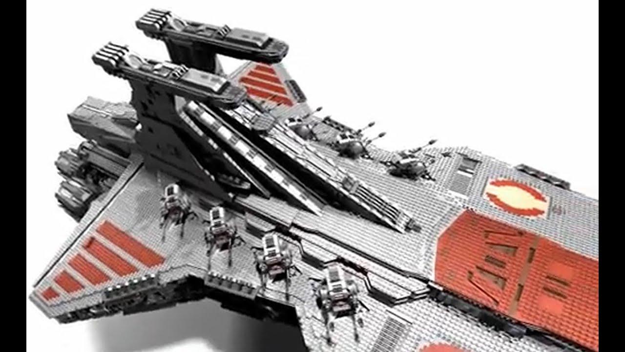 Lego Star Wars Spaceship Download Foto Gambar