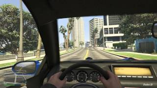 GTA 5 Next-Gen (PS4) Feltzer (Mercedes-Benz SL-class