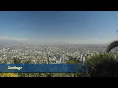 Welcome to Santiago, Chile