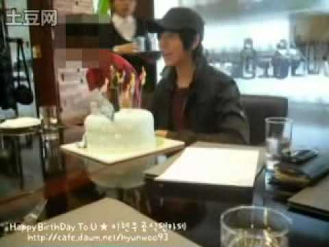 Lee Hyun Woo's 17th Birthday!