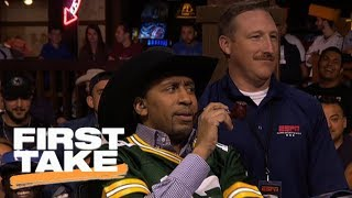 Stephen A. answers why he hates Dallas Cowboys fans   First Take   ESPN