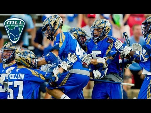 MLL Week 8 Highlights: Bayhawks vs Hounds