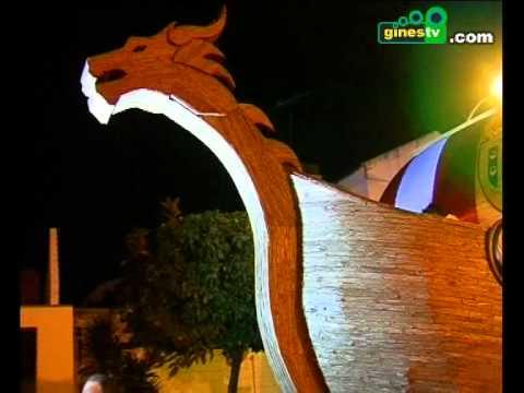 Gines participó de forma masiva en el Gran Desfile de Carnaval más multitudinario de la historia