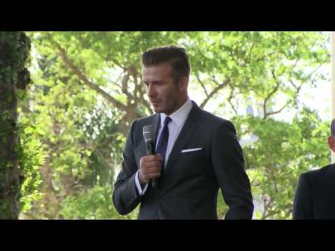 David Beckham kauft MLS-Klub: