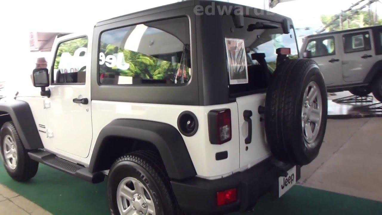 2014 jeep wrangler sport 2014 al 2015 video versi n. Black Bedroom Furniture Sets. Home Design Ideas