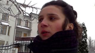 Protest de solidaritate la Ambasada Ucrainei din Chișinău