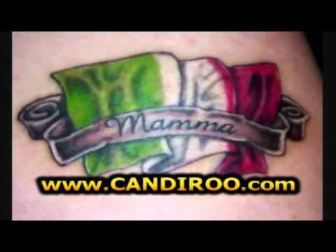 italienische tattoos tattoovorlagen tattoo spr che youtube. Black Bedroom Furniture Sets. Home Design Ideas